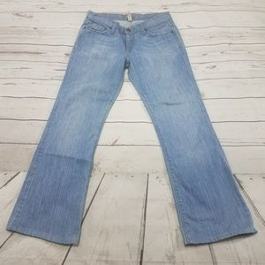 Abercrombie & Fitch Jeans Stretch Emma Womens Blue
